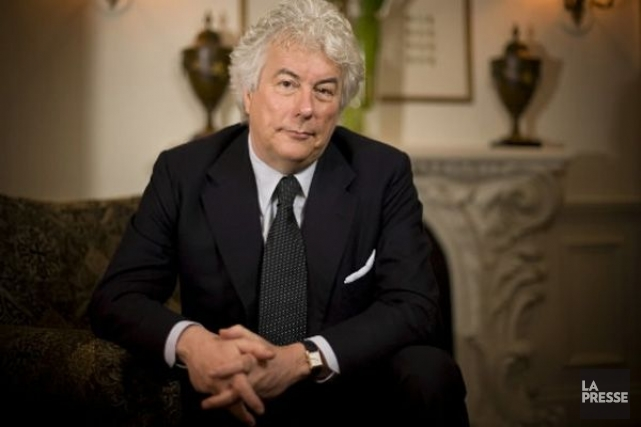 Ken Follett... (Photo: David Boily, archives La Presse)