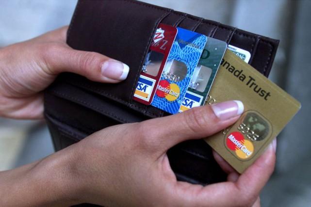 L'encours des crédits à la consommation a progressé... (Photo Archives PC)