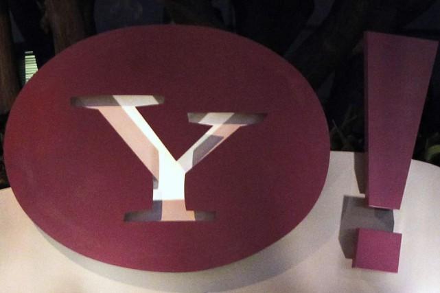 Le groupe internet américain Yahoo! a annoncé mardi son intention de se séparer... (PHOTO ARCHIVES REUTERS)