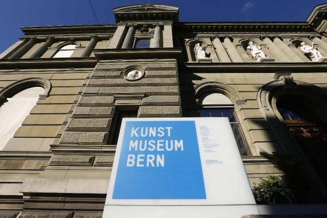 Le Musée bernois s'est dit très surpris de... (Photo ARND WIEGMANN, Reuters)