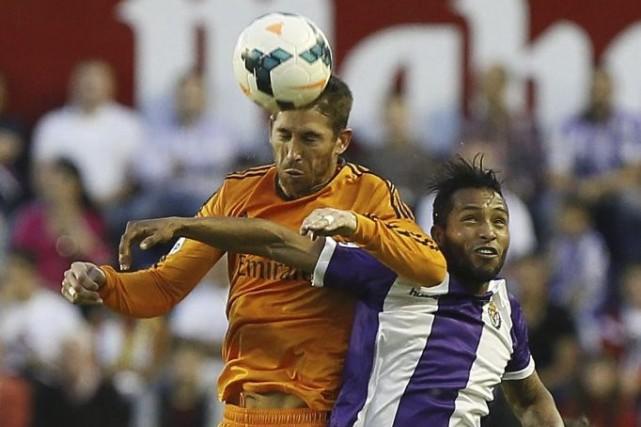 Malgré de nombreux blessés, le Real dispose néanmoins... (Photo: AFP)