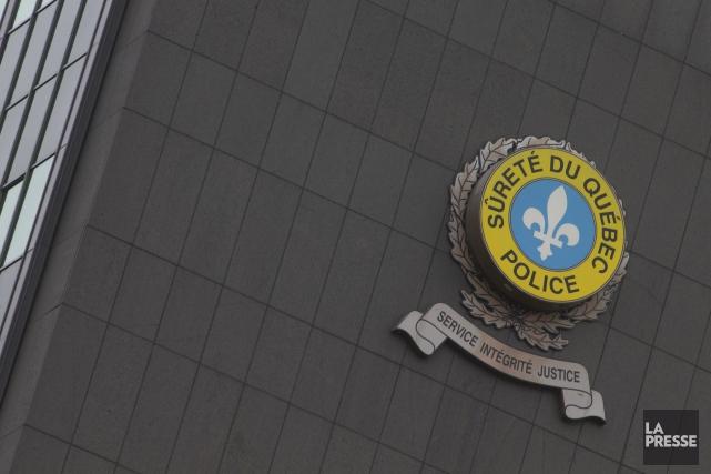 Un employé civil de la SQ, Richard Henri, a comparu jeudi au palais de justice... (PHOTO IVANOH DEMERS, archives LA PRESSE)