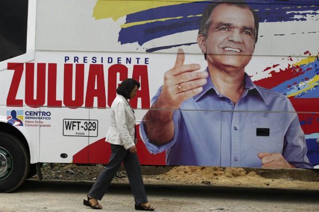 Relents de narcotrafic et soupçons d'espionnage: la campagne présidentielle en... (Photo: Reuters)