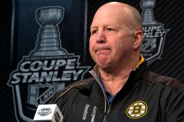 L'entraîneur-chef Claude Julien a évoqué la frustration qui... (Photo Ryan Remiorz, PC)