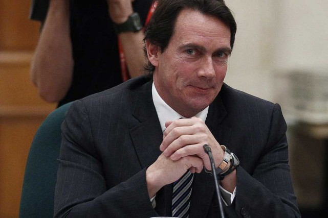 L'ex-PDG de Québecor, Pierre Karl Péladeau, ne haïssait... (Photo: archives Reuters)