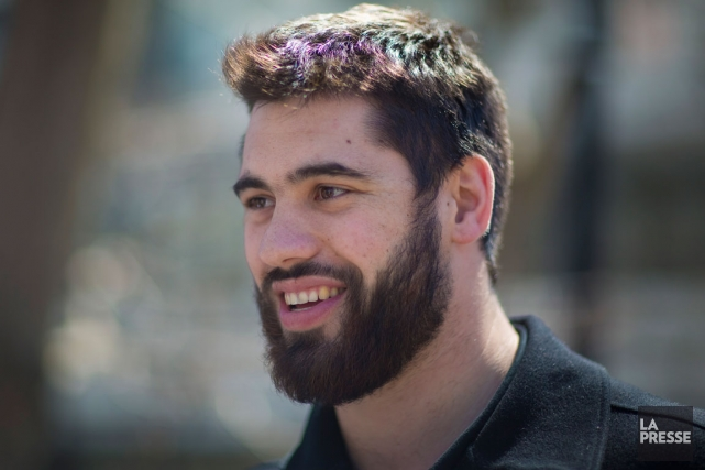 Laurent Duvernay-Tardif intrigue une vingtaine d'équipes de la... (Photo André Pichette, La Presse)