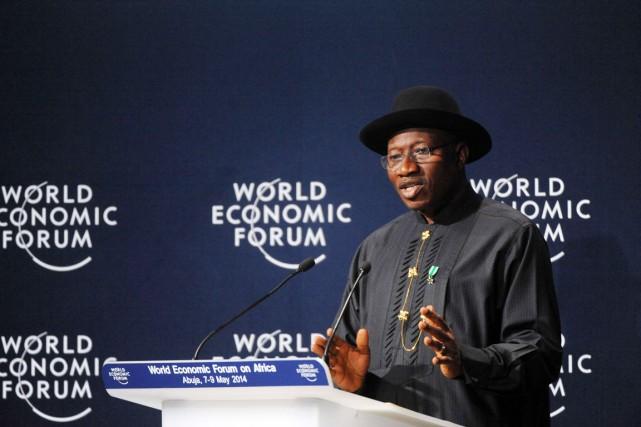 La première session plénière du «Forum économique pour... (PHOTO PIUS UTOMI EKPEI, AFP)