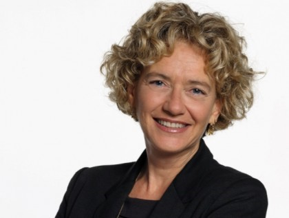 Joyce Napier... (Photo: fournie par Radio-Canada)