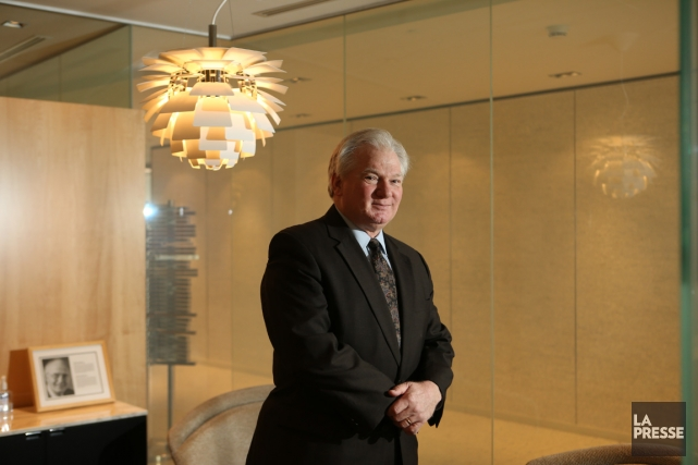 «J'avais de nouvelles idées pour faire avancer l'entreprise,... (Photo Martin Chamberland, archives La Presse)