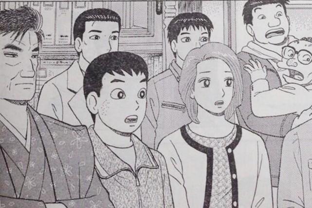 Le célèbre manga sur la gastronomie appeléOishinbo se... (IMAGE TIRÉE DE TWITTER)