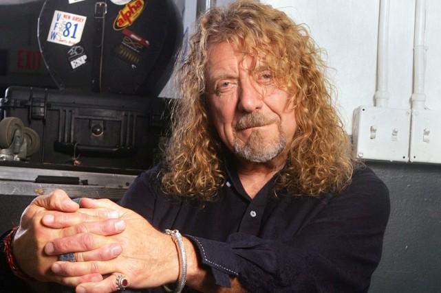 Robert Plant... (Photo: archives La Presse Canadienne)