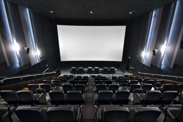 Cineplex a réalisé un bénéfice par action de... (Photo fournie par Cineplex Divertissement)