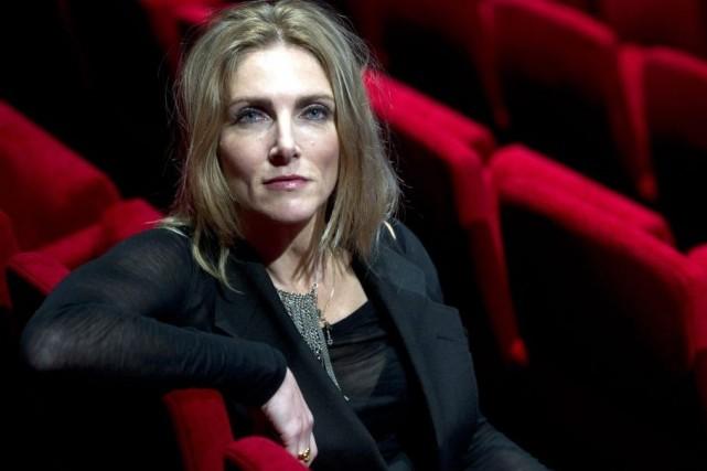 Jessica Durlacher a coécrit le script de la... (Photo: AP)