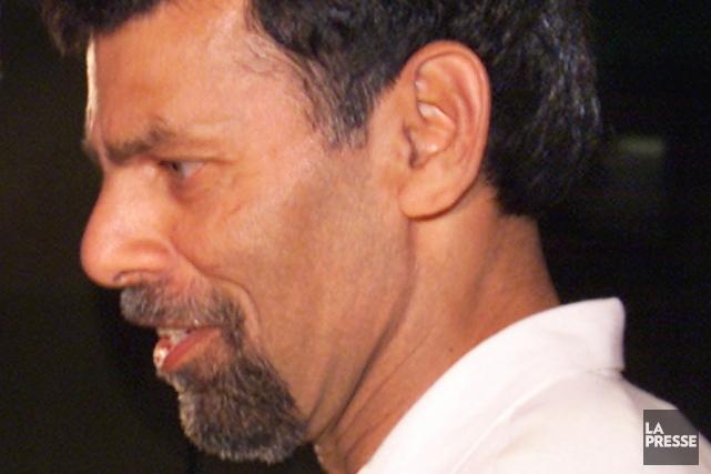 Hassan Yussuff, en 2004.... (Photo archives La Presse)