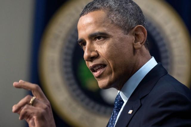 Même si l'exécutif démocrate vante une capacité de... (Photo Brendan Smialowski, archives AFP)
