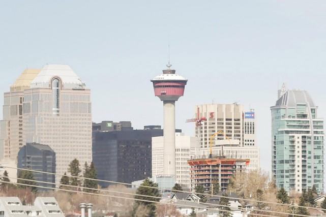 Depuis la récession de 2008-2009, l'expansion de l'Alberta,... (Photo Jeff McIntosh, PC)