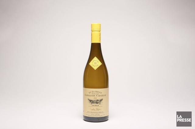 Vin blanc du val de Loire, fait que de Chenin blanc (un cépage dont on entend... (Photo La Presse)