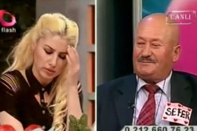 Sefer Calinak (à droite) a admis avoir tué... (Image tirée de YouTube)
