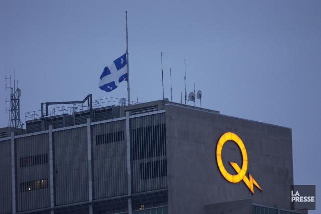 Hydro-Québec versera un dividende de 2,2 milliards au... (Photo Ivanoh Demers, Archives La Presse)