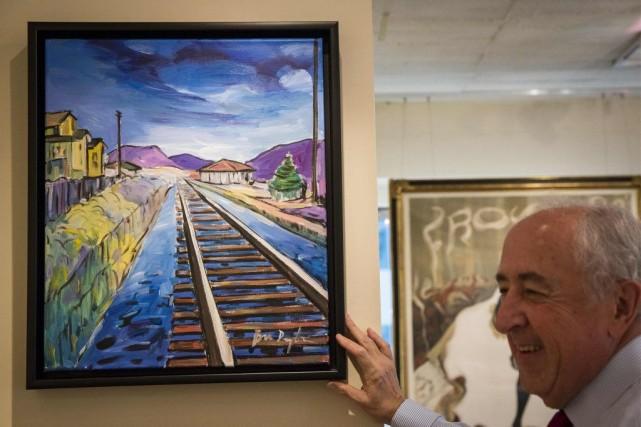 Train Tracks de Bob Dylan.... (Photo: Reuters)