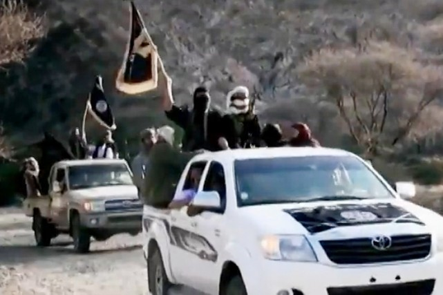 L'opération militaire vise Al-Qaïda dans la Péninsule arabique... (IMAGE ARCHIVES AFP/AL-MALAHEM MEDIA)