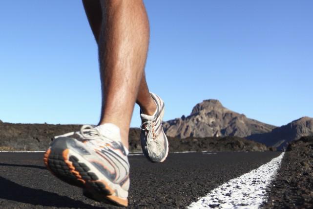 On n'est jamais trop vieux pour entamer un entraînement d'endurance, démontre... (Photo Digital/Thinkstock)