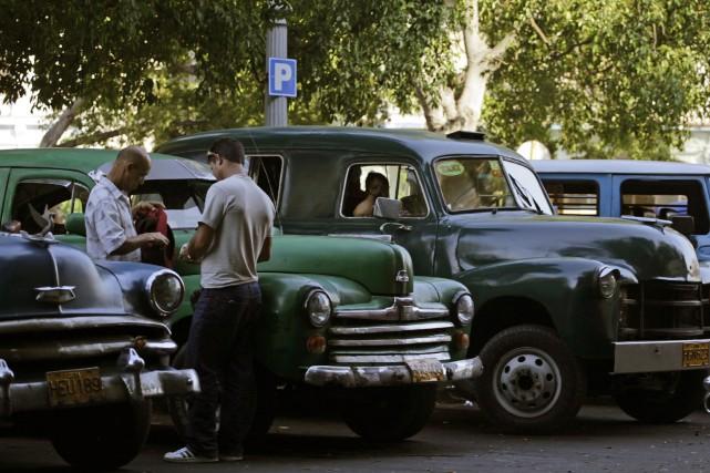 Cuba a adopté en mars une nouvelle loi... (PHOTO ENRIQUE DE LA OSA, ARCHIVES REUTERS)