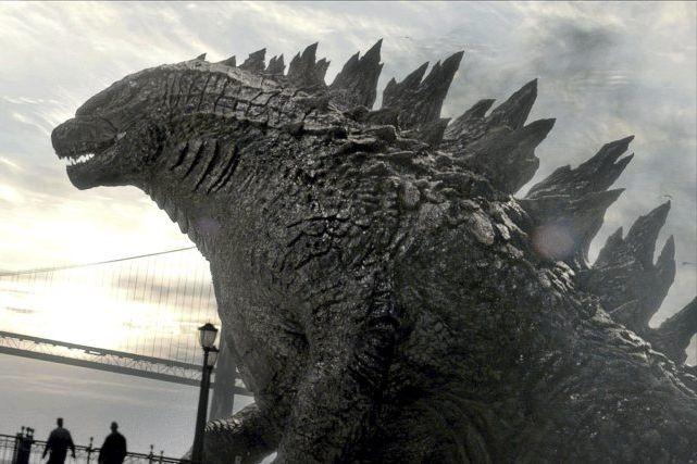 Le Godzilla qui a effrayé - et séduit - les spectateurs en 1954 était... (Photo: fournie par Warner Bros.)