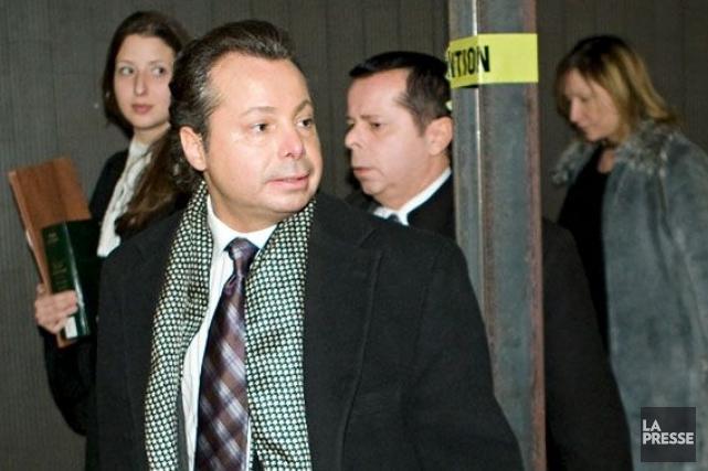Pasquin a été condamnéà quatre ans et demi... (Photo David Boily, archives La Presse)