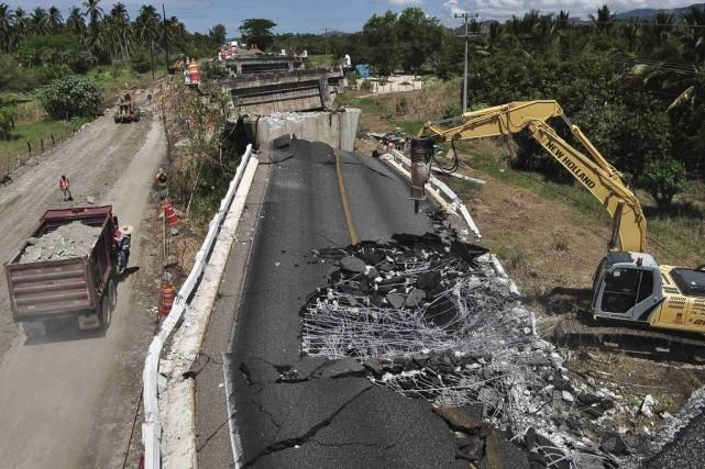 Situé dans la région de Tecpan, près de... (Photo Claudio Vargas, Reuters)