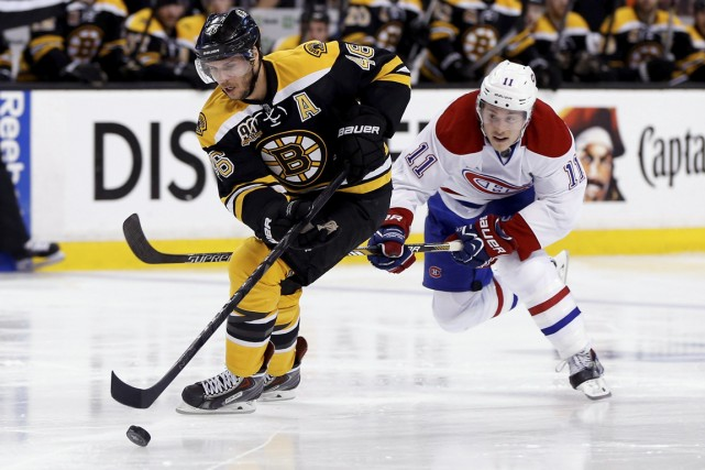 David Krejci... (Photo USA TODAY Sports)