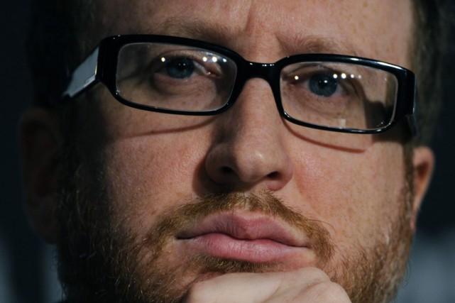 Le réalisateur américain James Gray... (Photo Archives AFP)