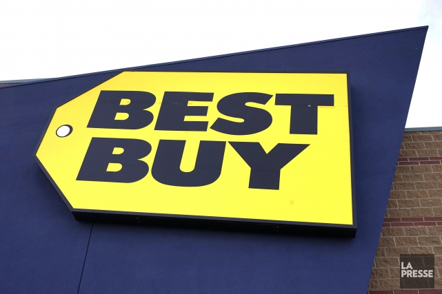 En 2012, plusieurs détaillants - Best Buy, Costco,... (Archives)