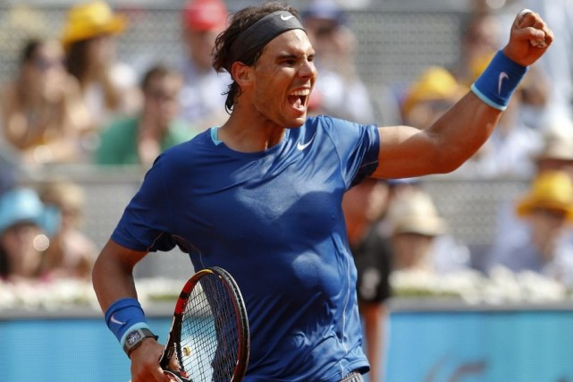 Rafael Nadal... (PHOTO ANDREA COMAS, REUTERS)