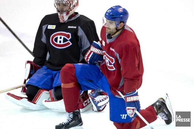 En huit matchs des séries, Max Pacioretty n'a... (Photo Ryan Remiorz, La Presse Canadienne)