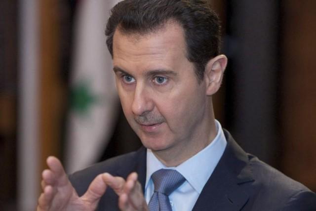 Le président syrien Bachar al-Assad devrait être réélu... (Photo d'archives)