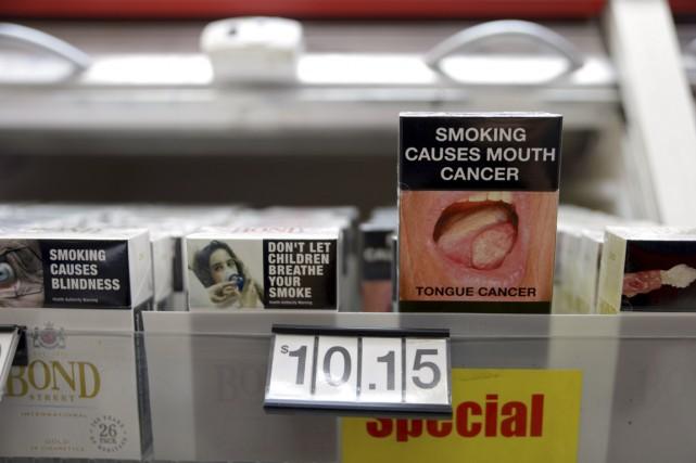Cinq pays accusent les autorités australiennes de nuire... (Photo Carla Gottgens, archives Bloomberg)