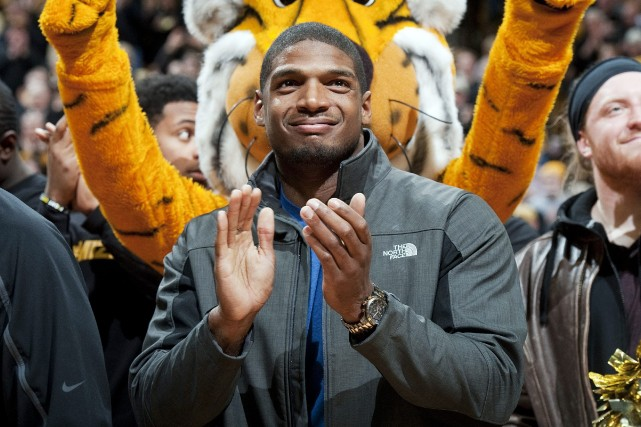 Michael Sam... (Photo L.G. Patterson, AP)