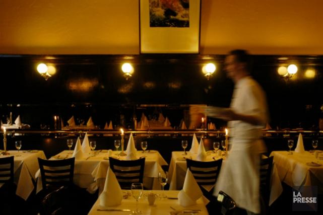 En cette journée de la fête des Mères, les restaurants feront des affaires d'or. (PHOTO DIGITAL VISION/THINKSTOCK)