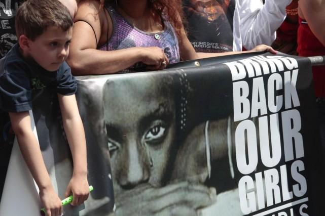 Un jeune garçon a participé à une veillée... (PHOTO GAIA SQUARCI, REUTERS)