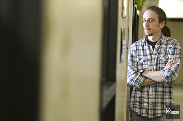 Infirmier en santé mentale, Étienne Boucher estime que... (PHOTO OLIVIER JEAN, LA PRESSE)