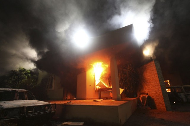 Depuis l'attaque le 11 septembre 2012 de l'ambassade... (Archives Reuters)