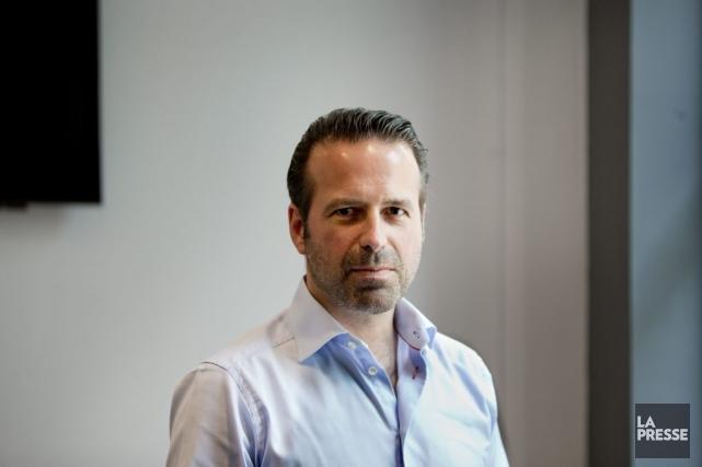 StéphaneGonthieraurait pu succéder à Alain Bouchard, chez Couche-Tard,... (Photo Marco Campanozzi, La Presse)