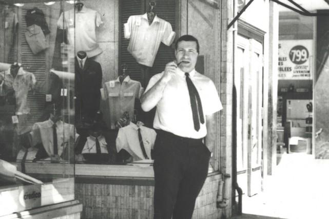 Ernest Iarrera a ouvert un deuxième magasin rue... (Photo fournie par la famille)