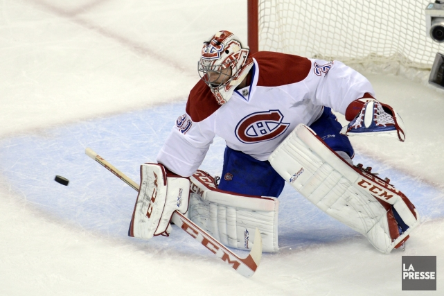 Le hockey des Canadiens Coors Light 2014 : Le... (Photo: Bernard Brault, archives La Presse)