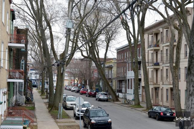 La Ville justifie le rehaussement de la hauteur... (Le Soleil, Jean-Marie Villeneuve)
