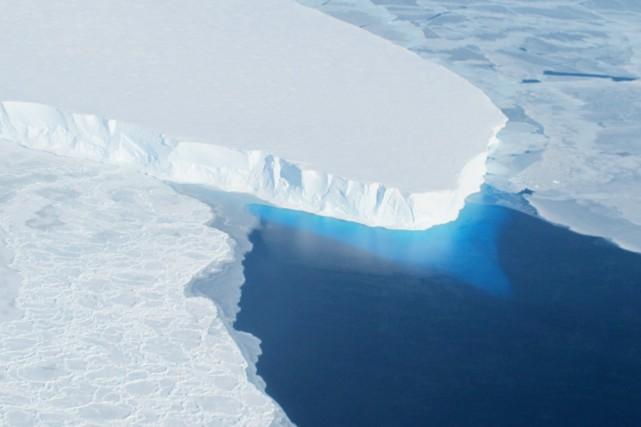 Le Japon envisage de construire une nouvelle base scientifique en Antarctique... (PHOTO ARCHIVES AFP/NASA)