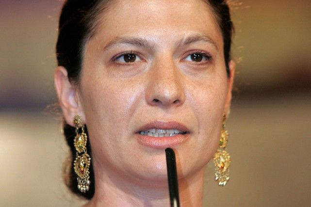 Dans la catégorie Un certain regard, la réalisatrice... (Photo: archives AFP)
