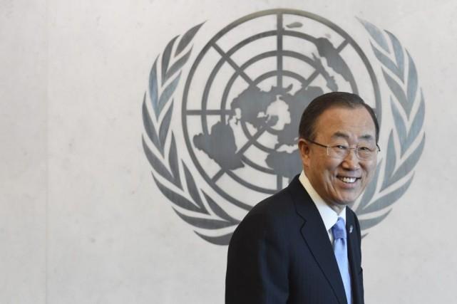 «Je demande instamment aux deux parties de faire... (Photo AFP)