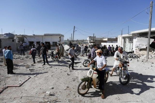 La France a proposé lundi au Conseil de sécurité de l'ONU que la Cour pénale... (Photo archives Reuters)